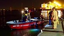 Missing boater St. Lawrence River