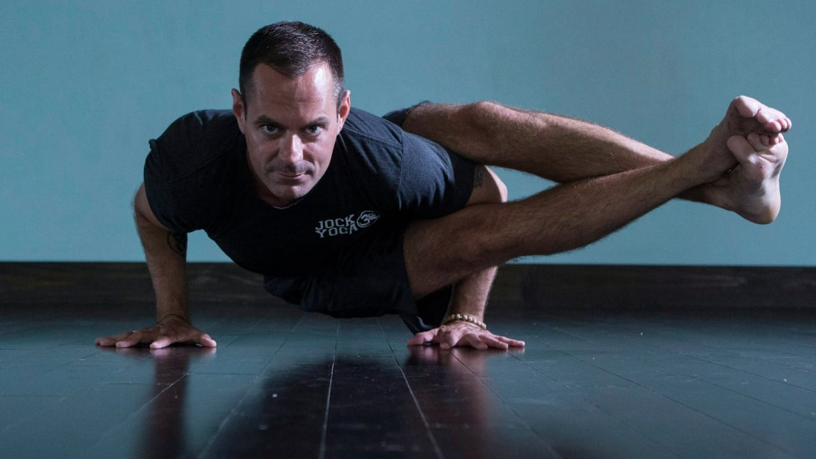 Broga A Macho Twist On Yoga For Men Who Want A More