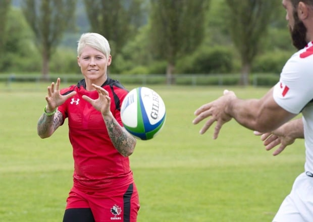 Daring to dream of Olympic success - Team GB Sevens
