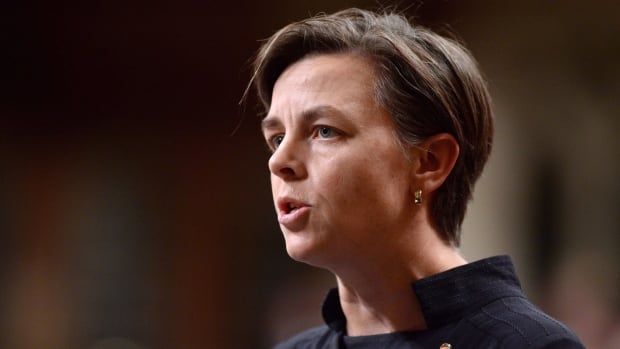 Conservatives Leadership Leitch 20160419