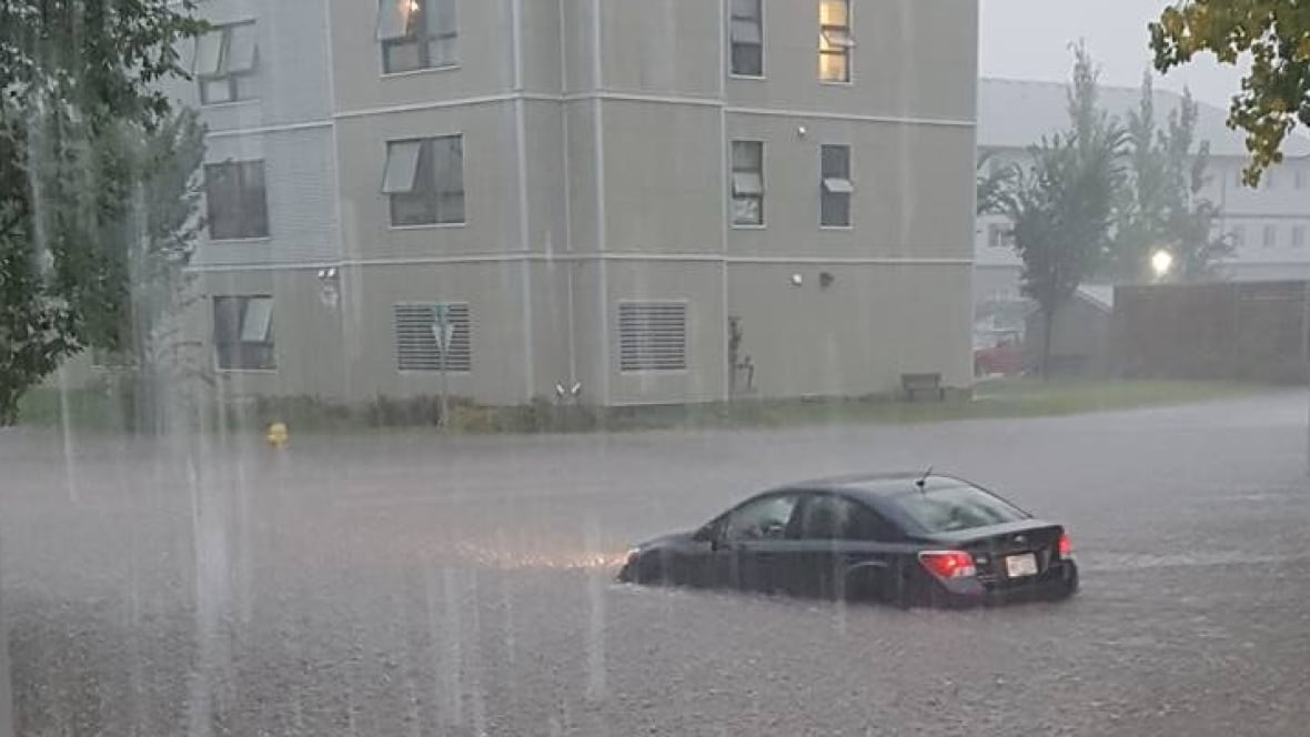 Severe flooding hits Grande Prairie after summer storm blasts region ...