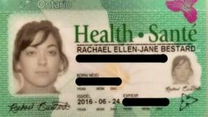 Rachael Bestard Health Card