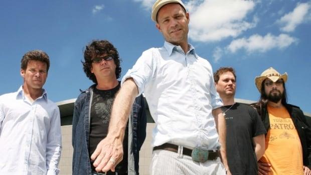 Tragically Hip kicks off first Toronto concert of farewell tour