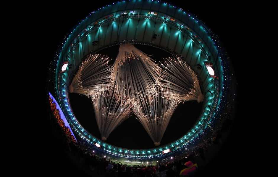opening-ceremony-olympic-rings-fireworks