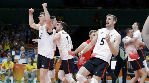 Gavin Schmitt helps put Canadian men's volleyball back on ...