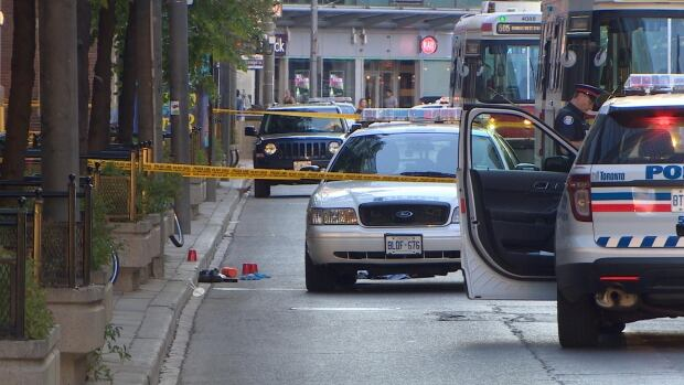 SIU investigating after a shooting near Yonge and Dundas