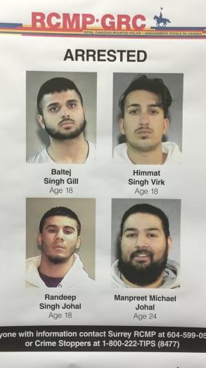 Surrey-Drug-Feud-Arrests