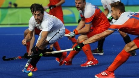 Canada Netherlands men's field hockey