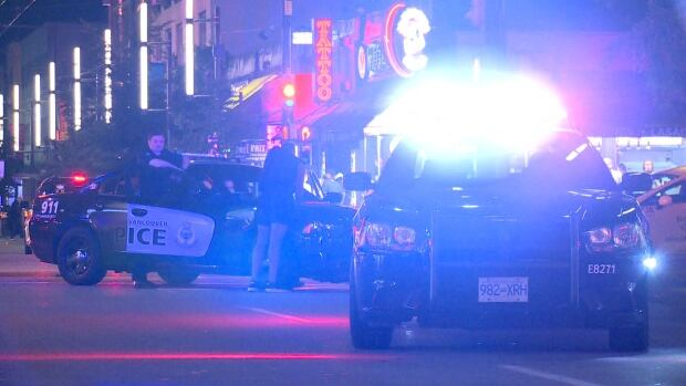 Woman seriously injured in alleged assault outside Vancouver nightclub