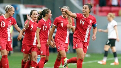 Rio Olympics Soccer Women Canada