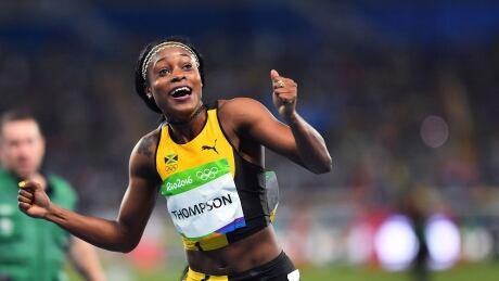 Rio Olympics Day 8 highlights Aug 13 2016 elaine thompson wins 100m