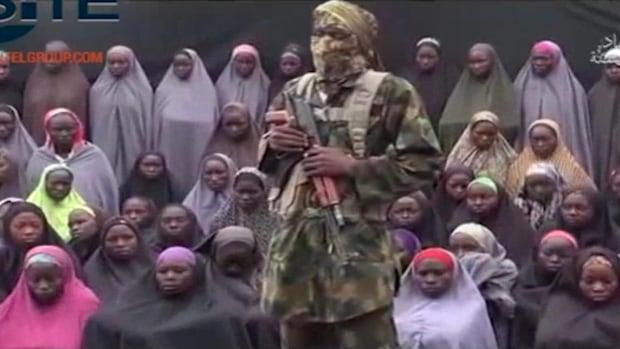 Chibok girls' release
