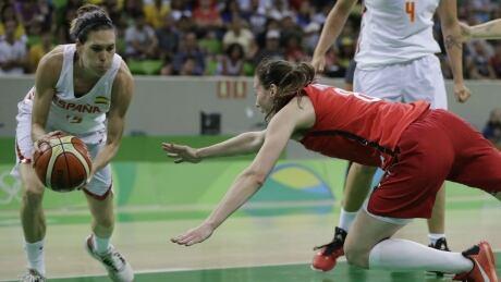 Canada basketball Rio