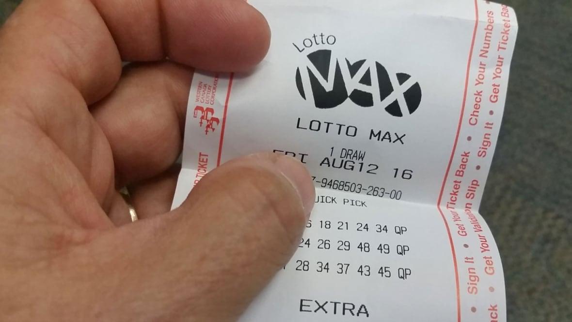 Lottery Lotto Max