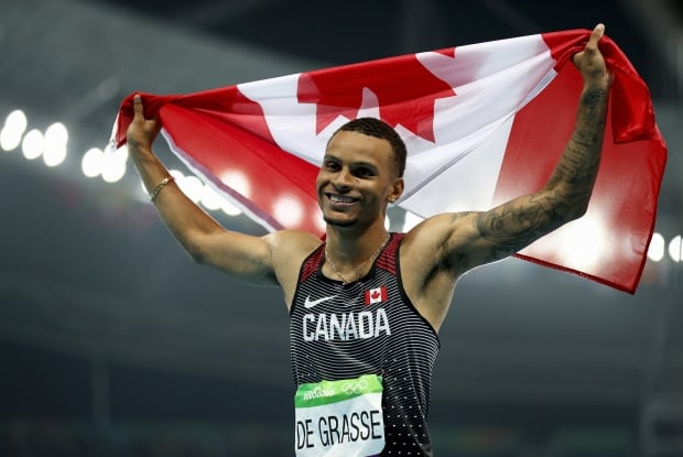 Young sask track athletes inspired by canada 39 s success in for Track and field tattoos