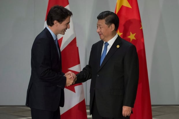 Canada signals intent to join controversial Chinese infrastructure bank