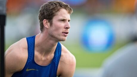 Derek Drouin high jump July 2016 Canadian Olympic trials