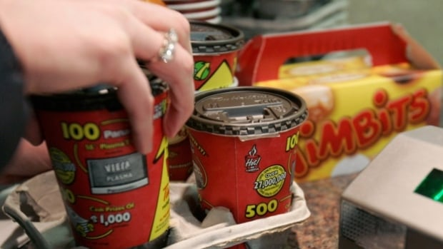 Tim Hortons plans full-service coffee shops in England, Scotland, Wales