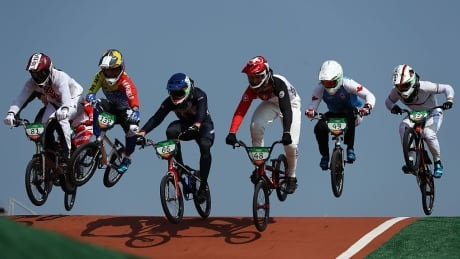 olympic bmx cycling
