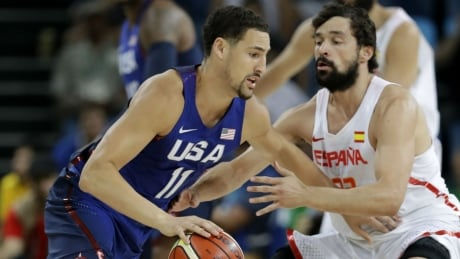 USA-Spain mens basketball