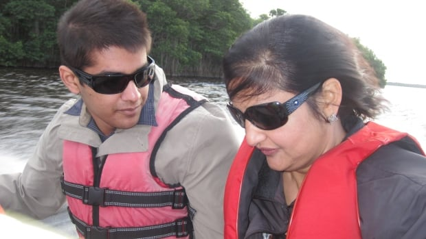 Angad Hundal, left, died in 2013. His mother, Dr. Simar Hundal, started a scholarship in his memory. (Simar Hundal)