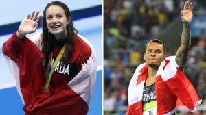 Toronto to honour Penny Oleksiak, other Olympians