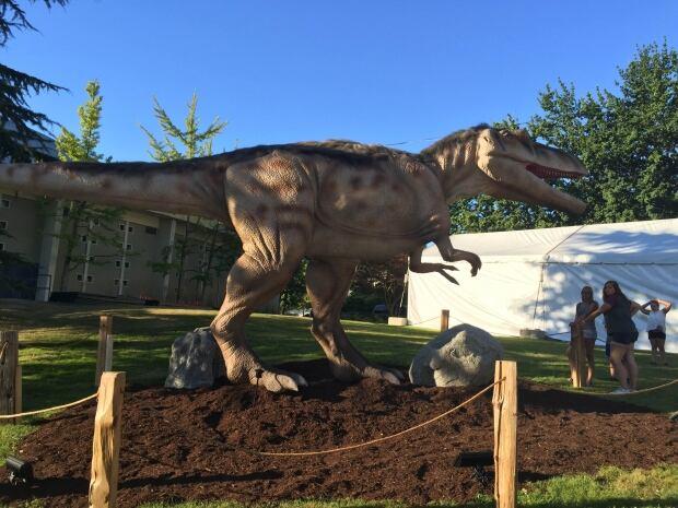 R Dinosaurs Alive Take a sneak peak insi...