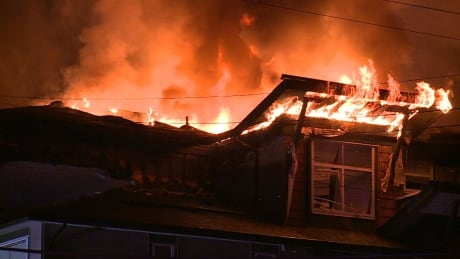 Residents of devastating Surrey apartment fire still looking for housing