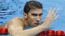 Rio top moments Michael Phelps fourth gold