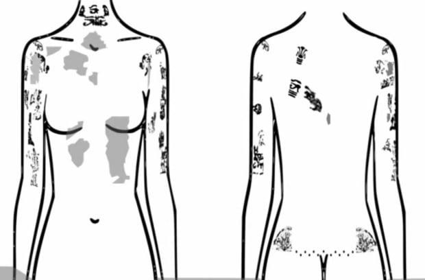 mummy tattoos