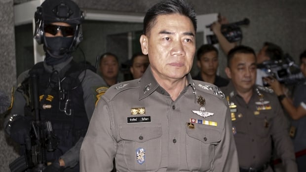 Thai military court opens trial in Bangkok shrine blast