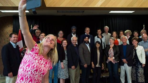 Liberal Cabinet Retreat 20160821