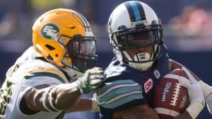 CFL Power Rankings: Argonauts can't steady the ship at home