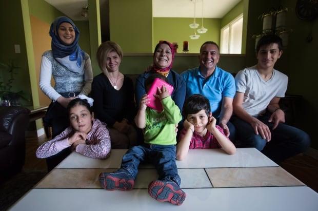 Kurdi Family 20160823