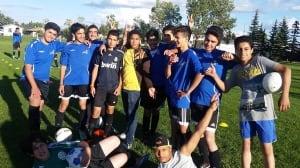 syrian soccer sons