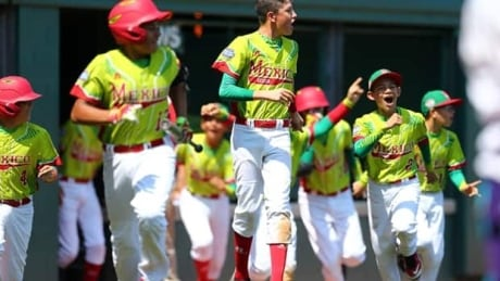 Mexico eliminates Canada at Little League World Series