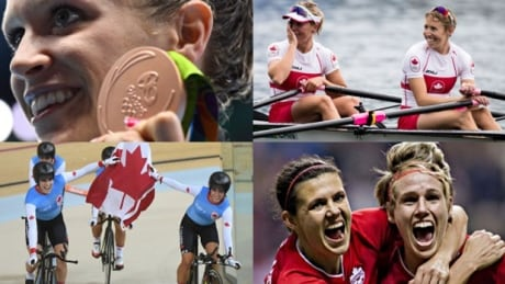 Meet the 12 B.C. athletes who won medals at the Rio Olympics