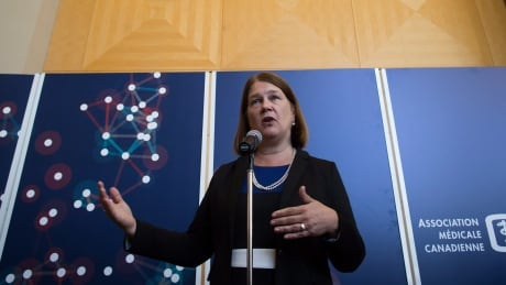 Innovation, not just cash, will cure healthcare woes, Philpott tells doctors