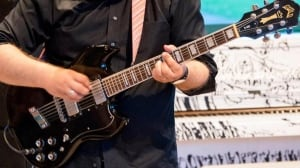 Valuable guitars stolen from Prince George art school