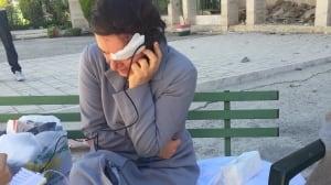 'It was so strong, so sudden,' says survivor of deadly Italy earthquake