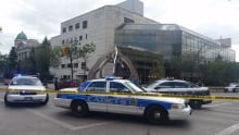 Manitoba Law Courts police