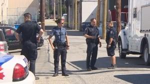 Explosive device found in Vancouver storage locker, police say