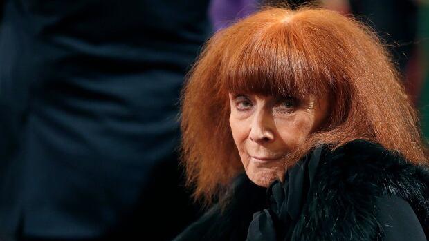 French fashion designer Sonia Rykiel dies aged 86