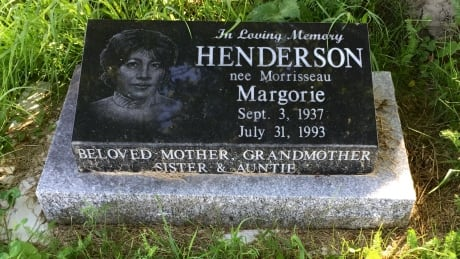 Henderson Grave