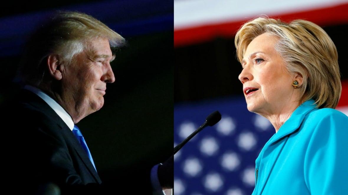 Clinton-Trump showdown no model for debate students - CBC.ca
