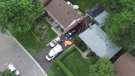 crossbow deaths crime scene