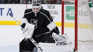 Swede swap: Jhonas Enroth replaces injured Robin Lehner at World Cup of Hockey
