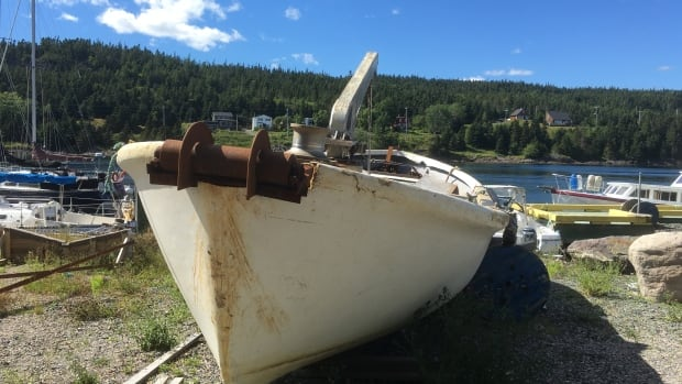 From St. John\'s to Toronto: Why an old, chipped lifeboat was shipped across the country