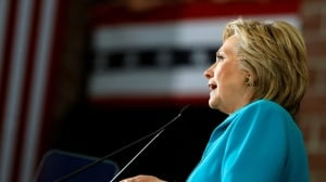 Clinton discusses 'Alt-Right' influence on Trump