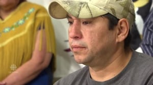 Manitoba men weep after learning they were switched at birth 41 years ago